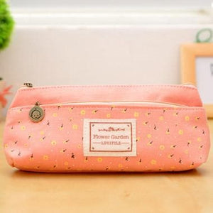 4 Colors Mori Girl Stationery Bag Storage Bag SP153123 - SpreePicky  - 4