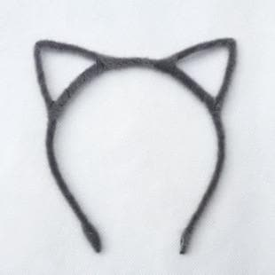 4 Colours Kawaii Kitty Ears Hair Band SP154106 - SpreePicky  - 5