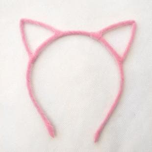 4 Colours Kawaii Kitty Ears Hair Band SP154106