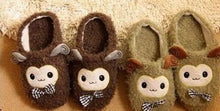 Load image into Gallery viewer, 4 colors Kawaii Cutie Animal Alpaca Fleece Home Slippers SP153521 - SpreePicky  - 5