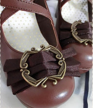 Load image into Gallery viewer, 4 colors Lolita Princess Bow Shoes SP153553 - SpreePicky  - 11