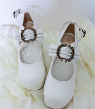 Load image into Gallery viewer, 4 colors Lolita Princess Bow Shoes SP153553 - SpreePicky  - 8