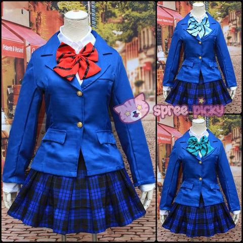 Love Live School Uniform Set SP153097 - SpreePicky  - 3