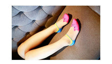 Load image into Gallery viewer, 5 Color Kawaii Cat See Through Socks SP167637