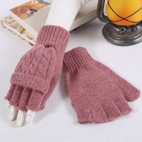 5 Colors Adorable Winter Knitted Gloves SP154064 - SpreePicky  - 7