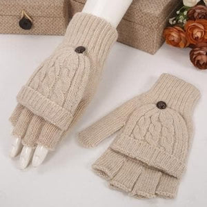 5 Colors Adorable Winter Knitted Gloves SP154064 - SpreePicky  - 9
