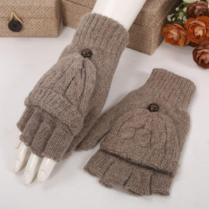 5 Colors Adorable Winter Knitted Gloves SP154064 - SpreePicky  - 8