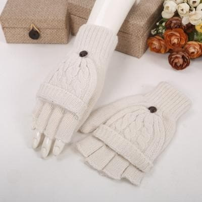 5 Colors Adorable Winter Knitted Gloves SP154064 - SpreePicky  - 6
