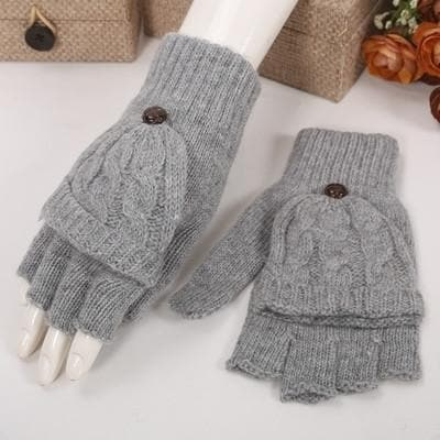 5 Colors Adorable Winter Knitted Gloves SP154064 - SpreePicky  - 5