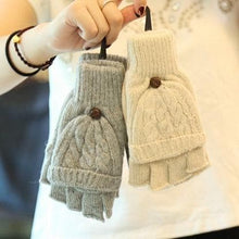 Load image into Gallery viewer, 5 Colors Adorable Winter Knitted Gloves SP154064 - SpreePicky  - 3