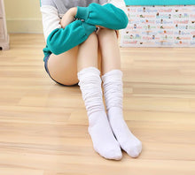 Load image into Gallery viewer, 5 Colors Bowknot Thigh High Long Socks SP153529 - SpreePicky  - 11