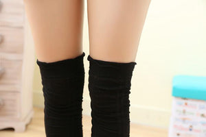 5 Colors Bowknot Thigh High Long Socks SP153529 - SpreePicky  - 15