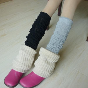 5 Colors Bowknot Thigh High Long Socks SP153529 - SpreePicky  - 8