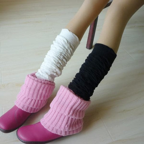 5 Colors Bowknot Thigh High Long Socks SP153529 - SpreePicky  - 9