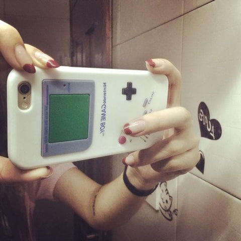5 Colors Classical Gameboy Phone Case SP167521