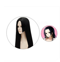 Load image into Gallery viewer, 6 Colors Cosplay ONE PIECE Boa Hancock Long Straight Wig 100cm SP152564 - SpreePicky  - 9