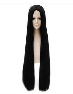 6 Colors Cosplay ONE PIECE Boa Hancock Long Straight Wig 100cm SP152564 - SpreePicky  - 8