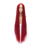 6 Colors Cosplay ONE PIECE Boa Hancock Long Straight Wig 100cm SP152564 - SpreePicky  - 5