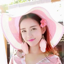 Load image into Gallery viewer, 5 Colors Feather Holiday Earring SP152541 Kawaii Aesthetic Fashion - SpreePicky