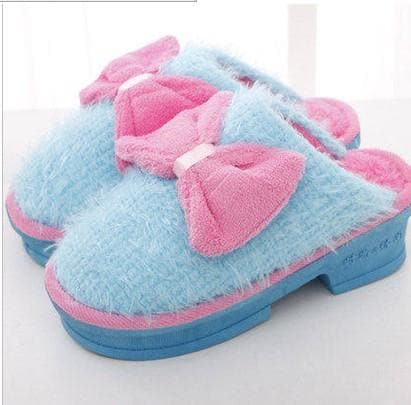 5 Colors Fluffy Candy Home Slippers SP154108 - SpreePicky  - 1