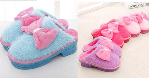 5 Colors Fluffy Candy Home Slippers SP154108 - SpreePicky  - 3