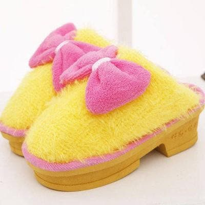 5 Colors Fluffy Candy Home Slippers SP154108 - SpreePicky  - 9