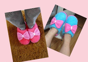 5 Colors Fluffy Candy Home Slippers SP154108 - SpreePicky  - 11
