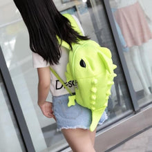 Load image into Gallery viewer, 5 Colors Kawaii Cartoon Dinosaur Backpack SP178860