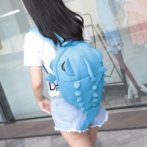 5 Colors Kawaii Cartoon Dinosaur Backpack SP178860