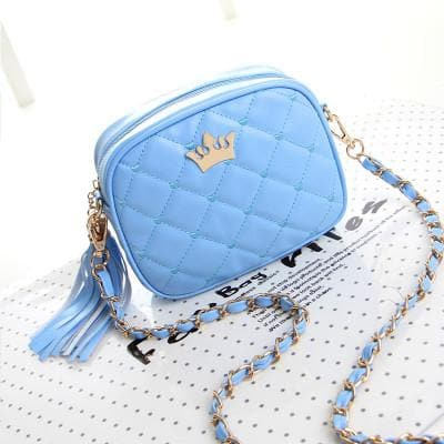5 Colors Little Crown Shoulder Bag SP154297 - SpreePicky  - 7