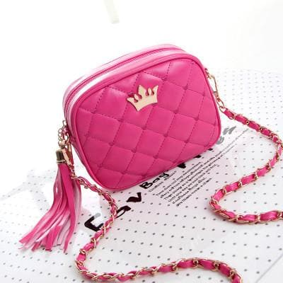 5 Colors Little Crown Shoulder Bag SP154297 - SpreePicky  - 8