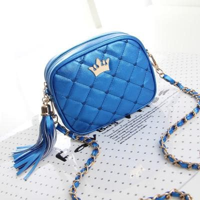 5 Colors Little Crown Shoulder Bag SP154297 - SpreePicky  - 6