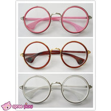 Load image into Gallery viewer, 5 Colors Retro Big Round Eyes Glasses SP141333 - SpreePicky  - 5