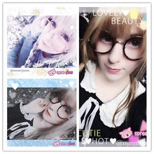 Load image into Gallery viewer, 5 Colors Retro Big Round Eyes Glasses SP141333 - SpreePicky  - 3