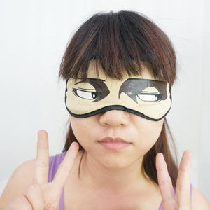 5 Styles Chibi Atack On Titan Dust Mask or Levi's Eyes Blinder SP141361 - SpreePicky  - 4