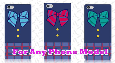 Love Live Chibi Seifuku Uniform Phone Case SP153367 - SpreePicky  - 2