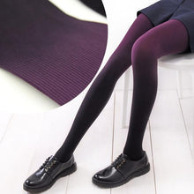 Load image into Gallery viewer, 6 Colors Gradual Color Tights SP153813 - SpreePicky  - 1