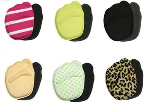 6 Colors Half Sole Insole Shoes Pad SP153275 - SpreePicky  - 6