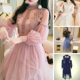 6 Colors Sweet Fairy Tulle Dress SP1811867