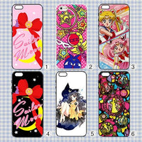 6 Patterns Sailor Moon Iphone/Xiaomi/Samsung Phone Case SP153335 Page1 - SpreePicky  - 1