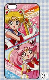 6 Patterns Sailor Moon Iphone/Xiaomi/Samsung Phone Case SP153335 Page1 - SpreePicky  - 6