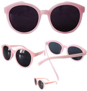 6 colors Large Round Sun Glasses SP152768 - SpreePicky  - 3