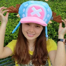 Load image into Gallery viewer, 6 colors One Piece Chopper Fleece Hat SP153327 - SpreePicky  - 3