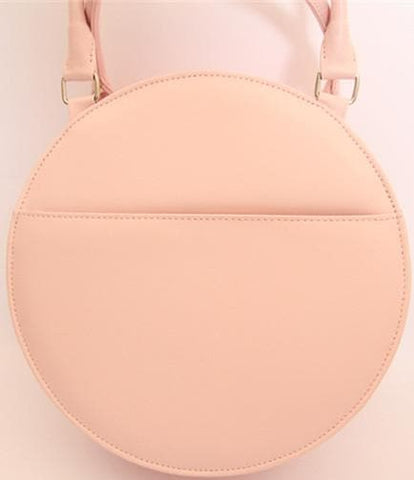 7 Colors Lolita Bowknot Round Cylinder PU Hand Bag SP140345 - SpreePicky  - 6