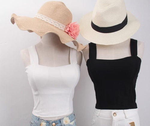 8 Colors Little Summer Korean Bustier SP152177 - SpreePicky  - 1