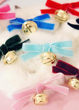 Load image into Gallery viewer, 8 Colors Lolita Ring Bowknot Plush Hair Ring SP167035 - SpreePicky FreeShipping