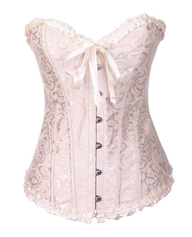 8 Colors S-6XL Palace Style Sexy Corset SP167551