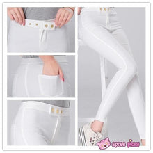 Load image into Gallery viewer, [S--3XL] 8 Colors Slim Bottoming Stretch Pants SP151846 - SpreePicky FreeShipping