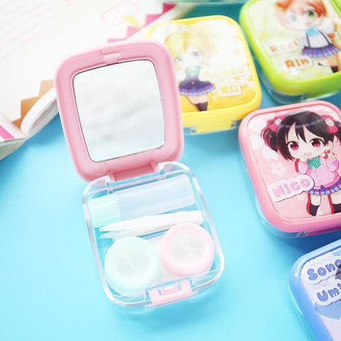 9 Colours [Love Live] Contact Lens Case SP164728