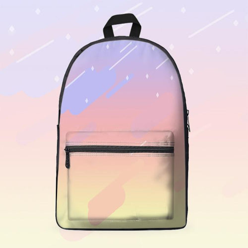 [Alex Design] Pastel Sunrise Backpack SP179042